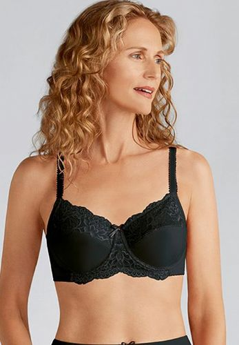 Underwired Lace Pocketed Bra